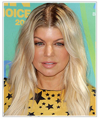 Fergie S Party Hair And Makeup Beauty Thehairstyler Com