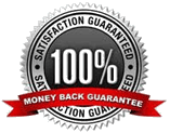 Money back guarantee! Privacy, Security and Refund Policies.