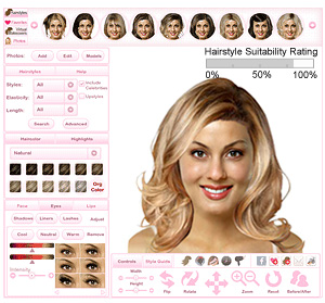 Test Hairstyles On My Face | Hair - photo #9