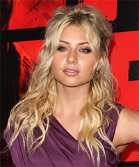 Ally Michalka Hairstyles
