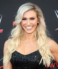 Charlotte Flair Hairstyles