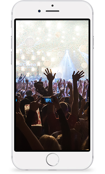 Concert Ticketing App