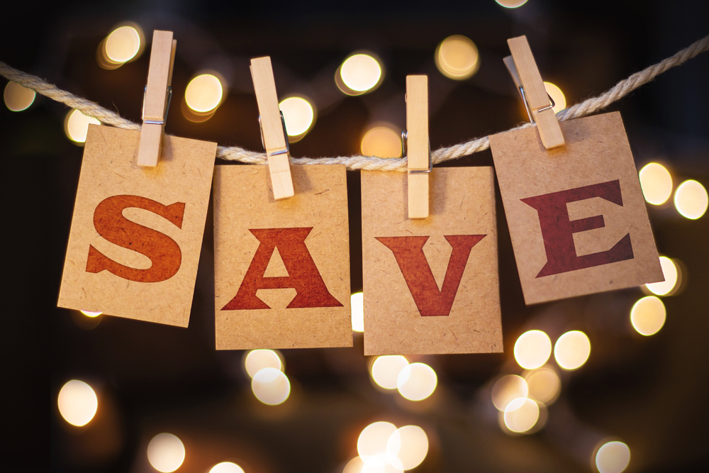 Tips to save money at your event