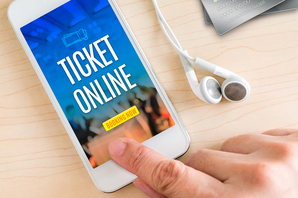 Sell tickets online for free