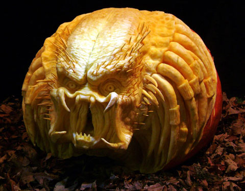Pumpkin Carvings - Villifane
