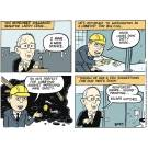 You remember disgraced senator Larry Craig. . . he's returned to Washington as a lobbyist for big coal.