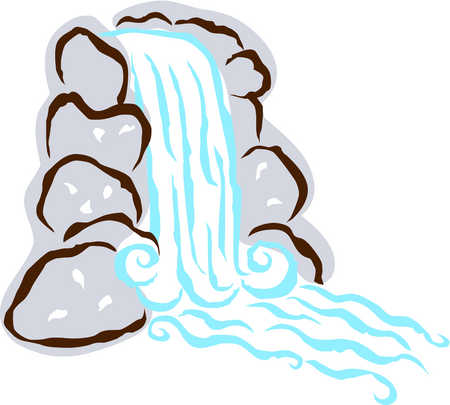 Hydroelectricity Clipart