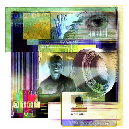Illustration of identification technology