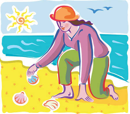 my hobby collecting shells A seashell or sea shell, also known simply as a shell, is a hard, protective outer  layer created  shells of marine mollusks both the science of studying mollusk  shells and the hobby of collecting and classifying them are known as conchology.