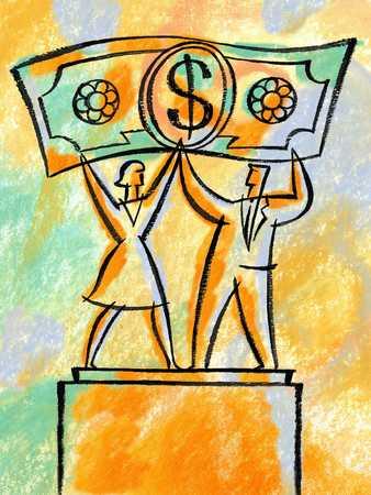 Couple/Financial Success