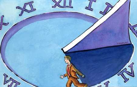Businessman/Time Management