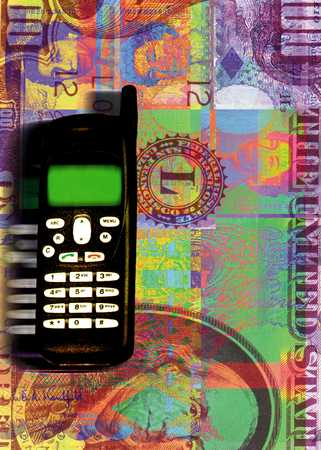 Cell Phone/Global Currency