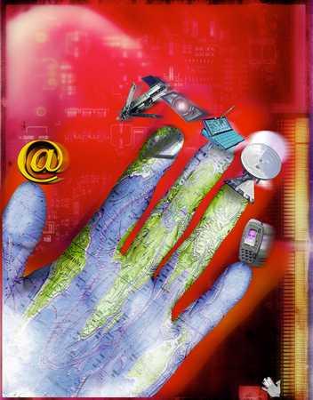 Hand/Technology