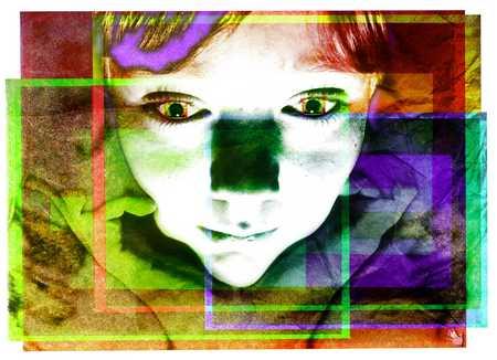 Child's Face/Amazement