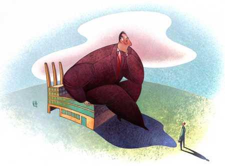 Big Business/ Downsizing