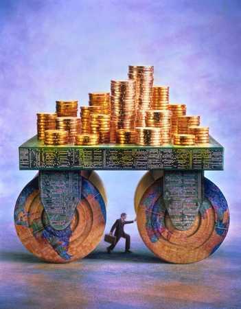 Global Cart Moving Money