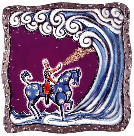 King On Horse/Tidal Wave