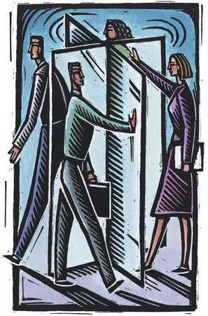 Revolving Door Employees