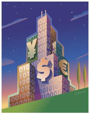 Digital Money Building