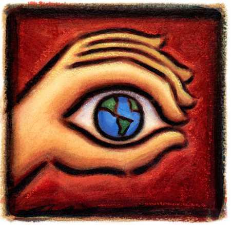 Eye/Outlook/Perspective