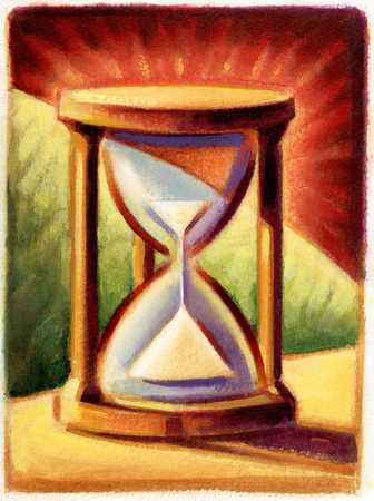 Hourglass/Time