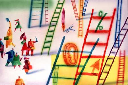 People/Ladders/Directions
