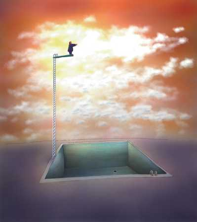 High Dive, Empty Poll