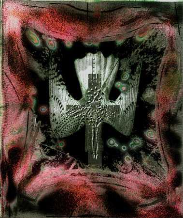 Bird/Cross