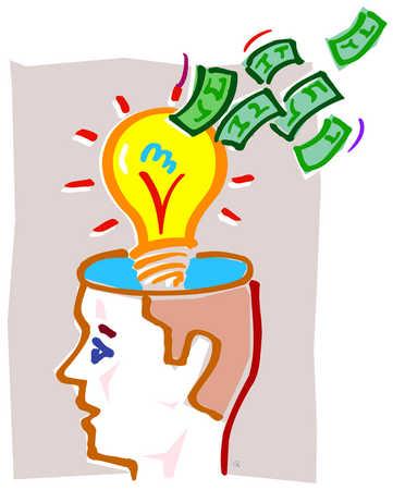 Man With Profitable Ideas