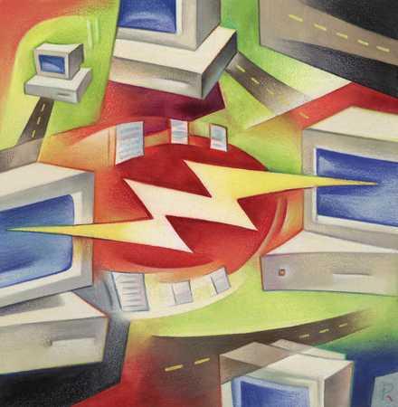 Lightning Fast Networks
