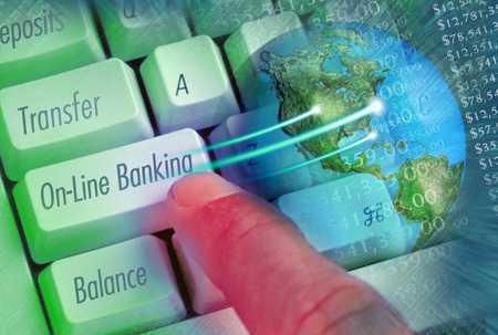 Online Banking Keyboard