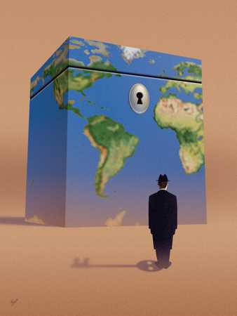 Earth Box With Lock