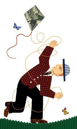 Tangled In Kite String