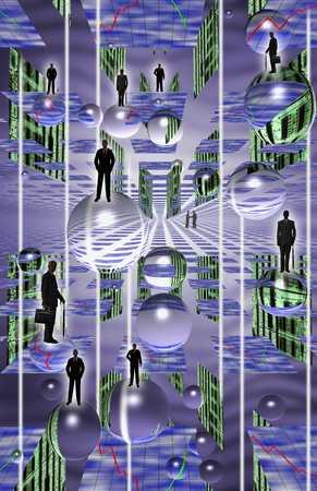 Extradimensional Businessmen