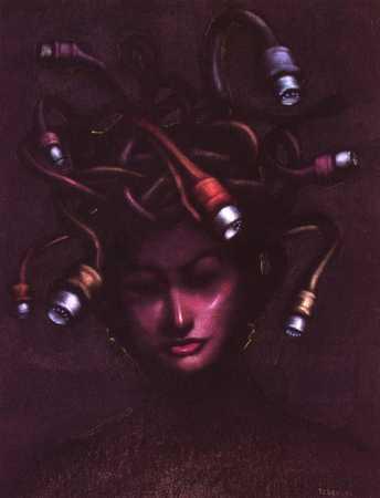 Wire Medusa