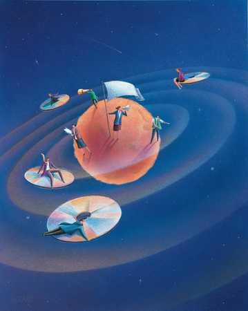 CD Solar System