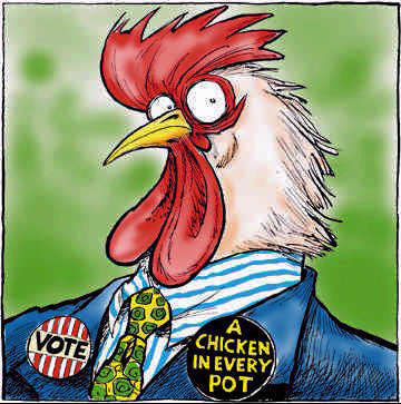 Chicken Prime Minister