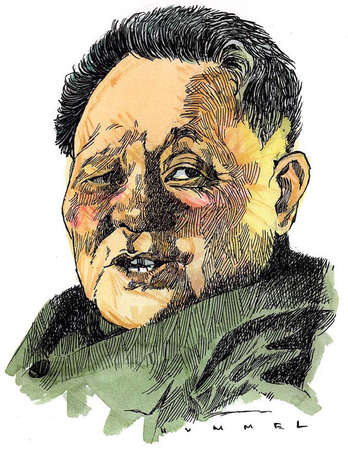 Chinese leader Deng Xiaoping