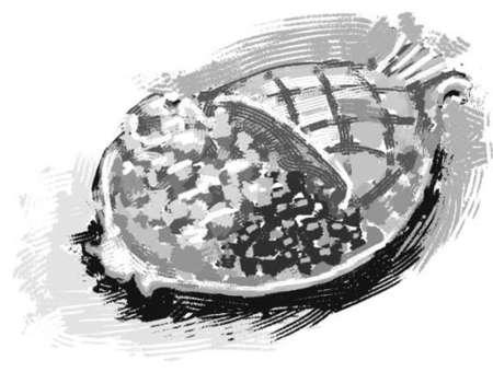 Fancy casserole feast