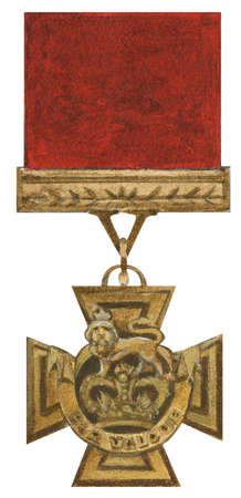 The Victoria Cross is the highest military decoration awarded for valour to members of the armed forces of various Commonwealth countries, and previous British Empire territories.