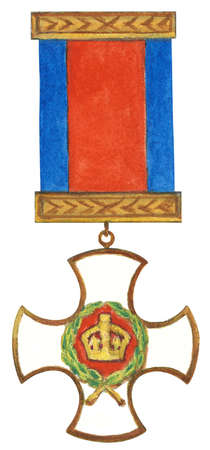 The Distinguished Service Order, a military decoration of the United Kingdom, is awarded for meritorious or distinguished service by officers of the armed forces during wartime.