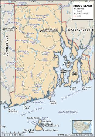 Noyes Sound Rhode Island