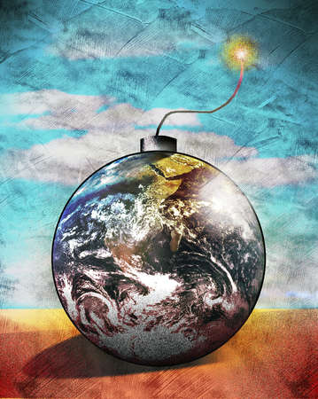 Earth as Time Bomb