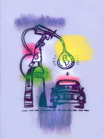 Petrol Pocket