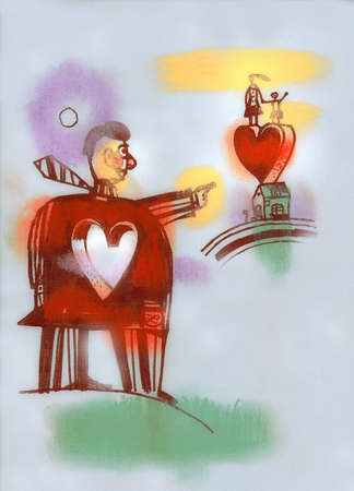 Heart Hole