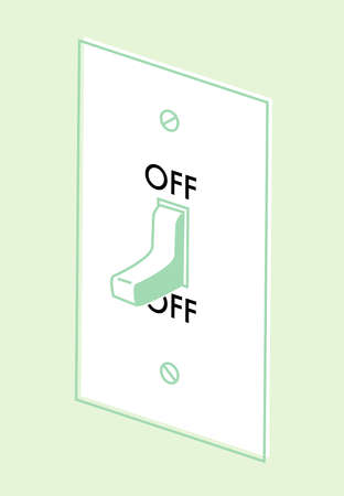Off Off Light Switch