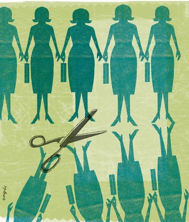 Women Being Cut From the Workforce