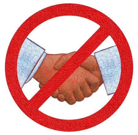 Handshake with Universal No Sign