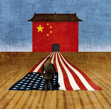 Business, United States and China