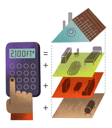 Calculating Cost of Home